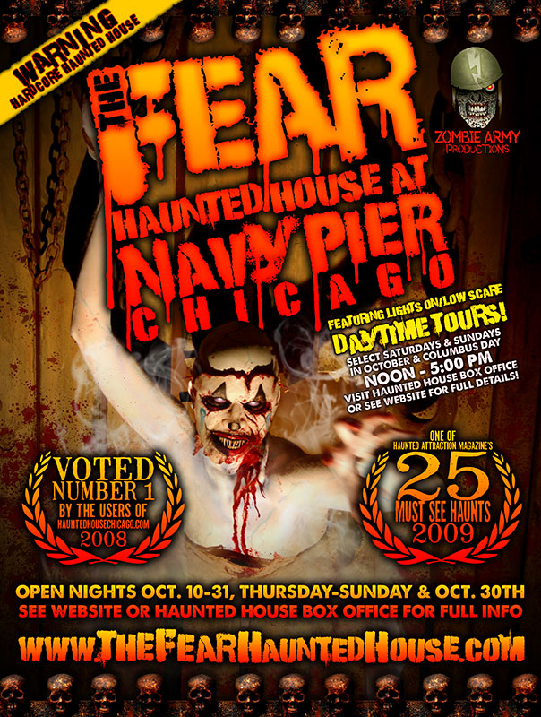 The Fear Haunted House